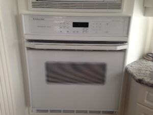 Kitchen Aid Built In Thermal Convection Wall Oven