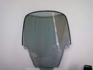 2008 Suzuki Gsx650F Tall Windshield