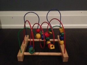 Wooden Ikea toy