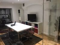 1 & 2 office desks to rent St Margarets