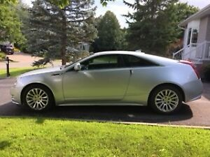 Cadillac 2011 CTS Coupe AWD