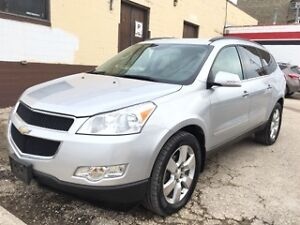 2012 Chevrolet Traverse LTZ SUV, Crossover, Reomtestart, private