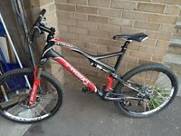 Specialized S-Works Carbon XL, great condition little use