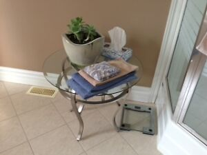 Glass Top tables London Ontario image 1