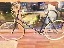 Bicycle - Tokyo Bike CS Classic (Light-weight) Navy Blue 61cm (L) Perfect Condition