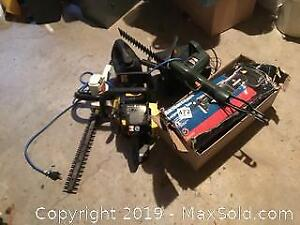 Power Tools, Battery Charger A