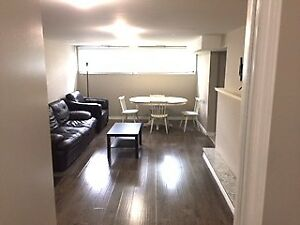 Bright 3 bedrooms lower FL  5 min to Brock Female Students May