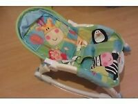 Fisher-Price Discover 'N Grow Baby & Toddler Rocker Chair