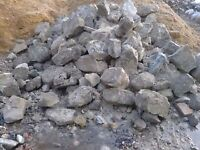Variety of Boulders