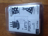 Stampin Up - Let's Party