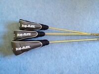Top Flite 75 Tour Men's Right-Handed 3-pc Titanium Wood Set £100 (nearly new)