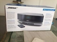 UNOPENED Bose Wave SoundTouch Music System IV Platinum Silver (RRP 599 - selling for 400 ovno)
