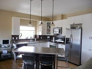 DELUXE FULLY FURNISHED HOUSE 2 bdrm-2 baths-2 car garage