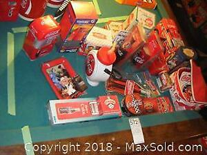 Coca Cola Assortment B