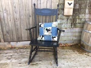 Antique Rocker For Sale