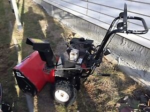 DYNAMARK 24IN 2 STAGE SNOWBLOWER - ELECTRIC START