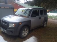 2003 Honda Element Hatchback