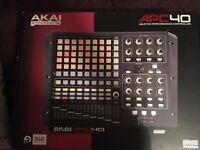 AKAI APC40 APC 40 ABLETON CONTROLLER