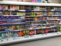 NEWS AGENT, OFF LICENCE AND GROCERY SHOP FOR SALE
