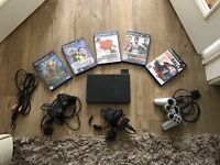 Playstation 2 (PS2) Console and Games