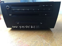 BMW E90 3 SERIES SAT NAV UNIT CCC DRIVE AUDIO HEAD UNIT FOR SALE COMPLETE CALL FOR ANY INFO