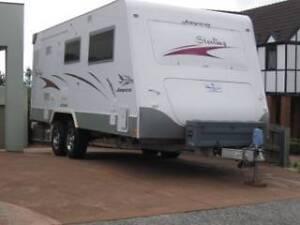 2007 Jayco 20' Sterling Caravan Moonah Glenorchy Area Preview