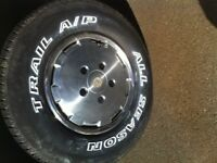 Chrysler 15in Wheel Disk