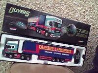 Corgi 1/50 th model truck