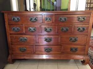 Custom  made  Buffet cabinet Varsity Lakes Gold Coast South Preview