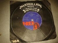 original t . rex single