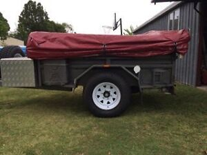 MDC Camper trailer Blackwater Central Highlands Preview