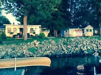 Waterfront Property - Main & Guest Cottage, Garage & Boathouse