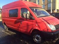 LDV campervan (partly converted)- bargain at £2000- mot'sept.