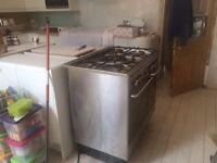 smeg range cooker