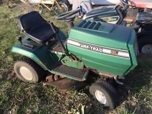 Lawn tractors for sale   Prices all in ad