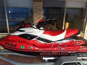 Seadoo RXP Supercharged Jetski Perth Perth City Area Preview