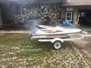 Water craft Arctic cat  770 Tigershark
