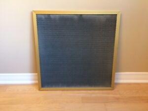 Permanent Electrostatic Furnace filter