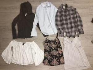 CHEAP CLOTHING LOT XS-S