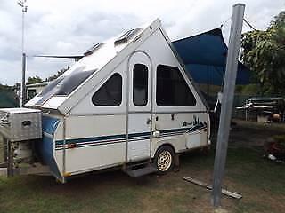 2000 Avan caravan