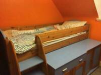 Cabin bunk bed for sale