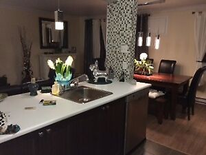 Beautiful 4 1/2 Appartment - Condo 1st July/1 Juillet