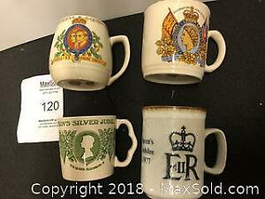vintage Royal cups A