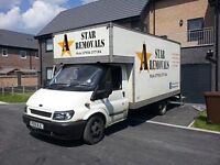 Affordable House removals, Large item Delivery, and Local van hires