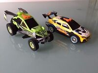Hot Wheels Toy State Light and Sound Cars x 2