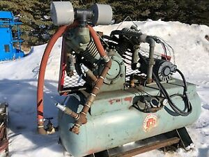 10 HP Gardner Denver Air Compressor