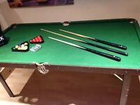 pool\snooker table 6x3