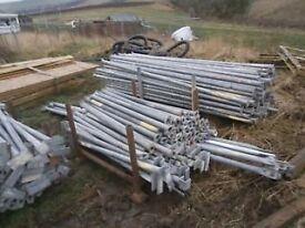 10 bays 24m scaffold new inc new scaffolding boards