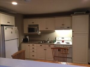 Avail. Nov 31- dieppe  Quiet lots of windows & cabinets