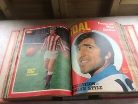 Football Magazines for sale